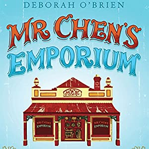 Mr Chen's Emporium Audiobook