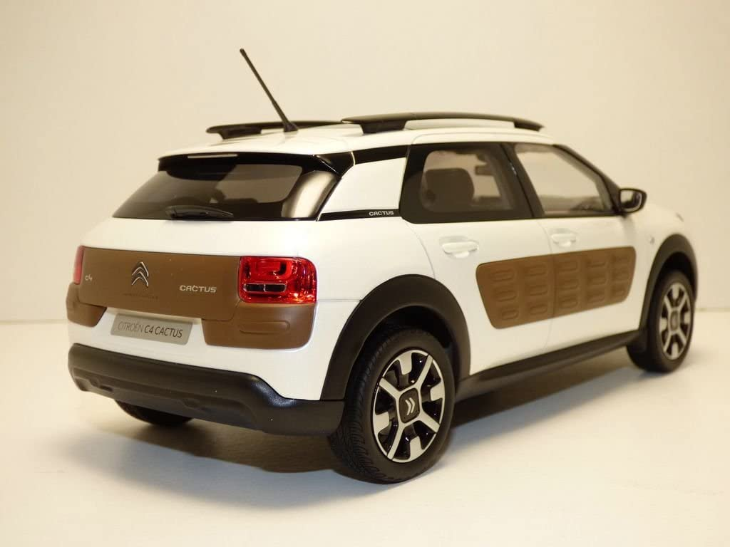 Amazon Com Norev 2014 Citroen C4 Cactus Pearl White With