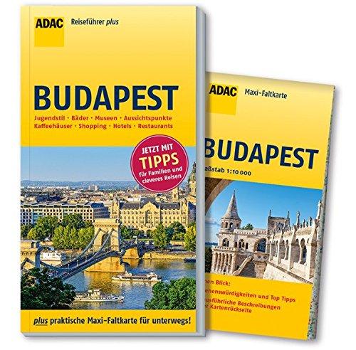 ADAC Reiseführer plus Budapest: mit Maxi-Faltkarte zum Herausnehmen Taschenbuch – 3. Juni 2015 Hella Markus 3956891562 Budapest / Stadtführer Kunstreiseführer