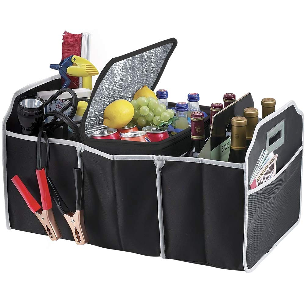 Ruff & Ready Trunk Organizer with Removable Cooler