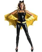 Crimefighting Crusader Adult Costume - Small/Medium