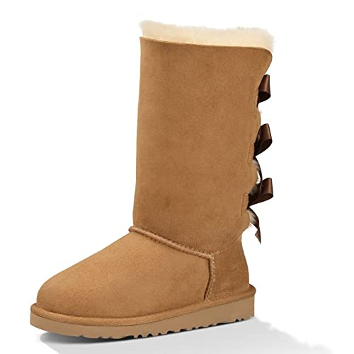 763d12ffdea UGG Bailey Bow Tall (Little Big Kid)