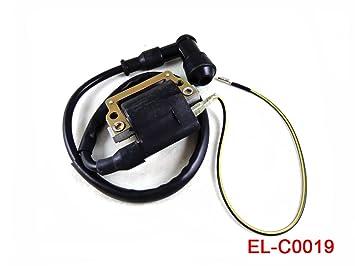 amazon com ignition coil for honda xr75 xr80 xr185 xr200  honda xr75 wiring technical diagrams