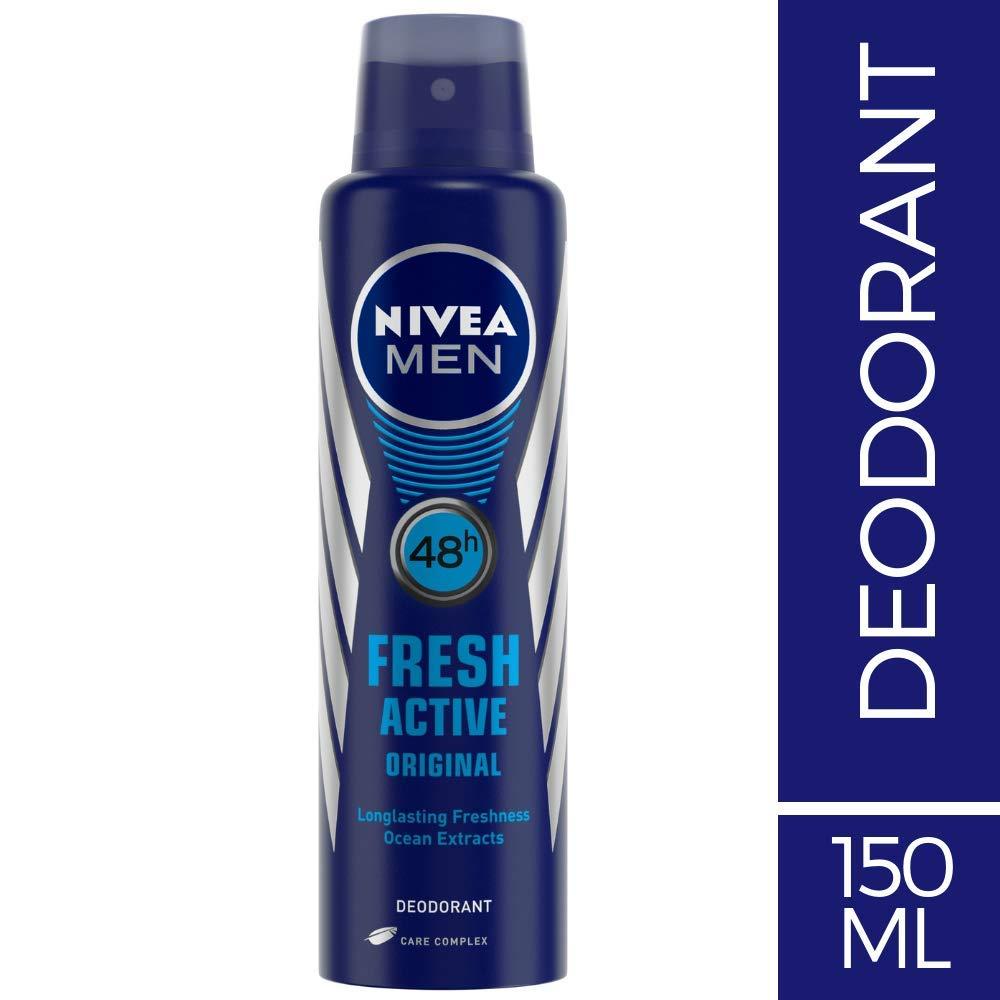 Nivea Deodorant For Men, 150ml