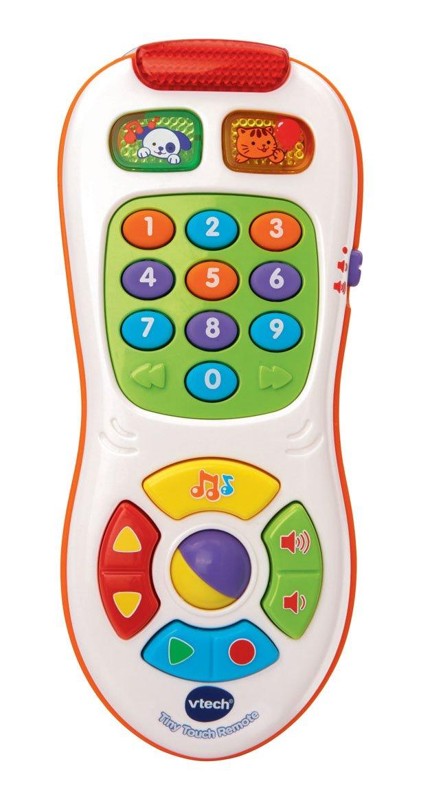 Ma Premi/ère T/él/écommande Parlante Version Anglaise Import UK VTech Baby Tiny Touch Remote