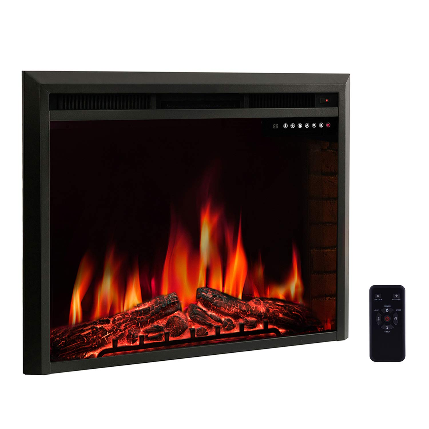 Best Rated In Electric Fireplaces Amp Helpful Customer