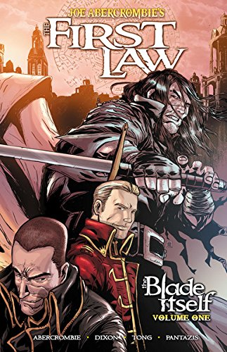 The First Law: The Blade Itself (Graphic Novel) Paperback – February 3, 2014