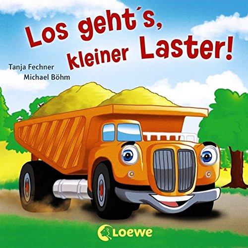 Coole Fahrzeuge - Los geht's, kleiner Laster!