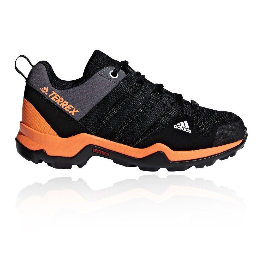 Adidas Terrex Ax2r CP K, Zapatillas de Senderismo Unisex Niñ os Zapatillas de Senderismo Unisex Niños