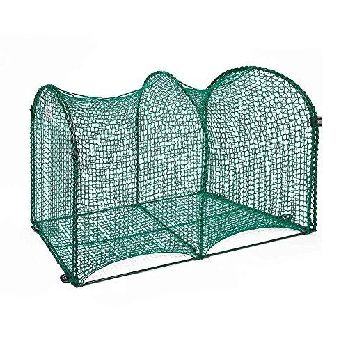 Deck And Patio Outdoor Cat Enclosure Green/48x18x24