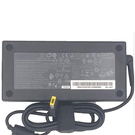 Amazon.com: Cargador adaptador de CA 150 W 20 V 7,5 A para ...