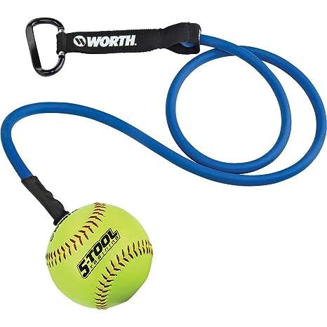 .com : worth 5-tool softball resistance band : baseball ...