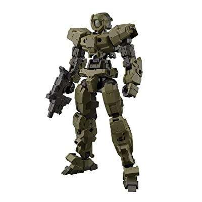 30 Minute Missions #11 eEXM-17 Alto Green, Bandai Spirits 30 MM, Multi: Toys & Games