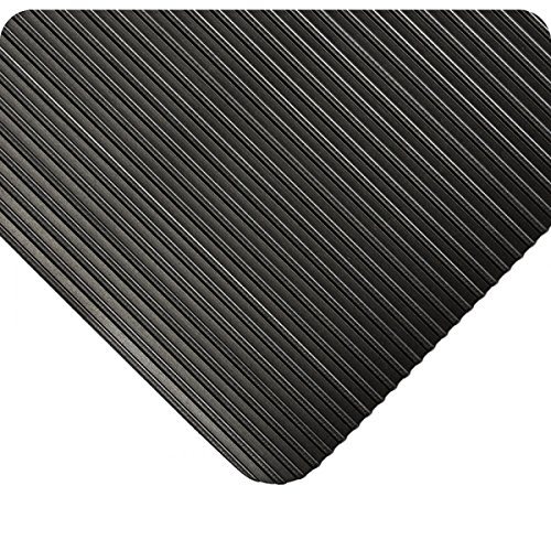 KleenSweep 2- x 37- Black Floor Mat
