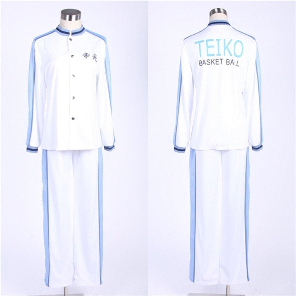 Kuroko's Basketball Teiko Middle School Sports Suit Cosplay Costume(FX)