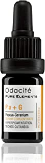 product image for Odacité - Pa+G Hyperpigmentation Face Serum, Concentrate, Facial Dark Spot Corrector, Papaya & Geranium, 0.17 fl. oz