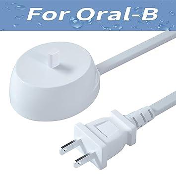 Amazon.com: Base de cargador de repuesto para Braun Oral B ...