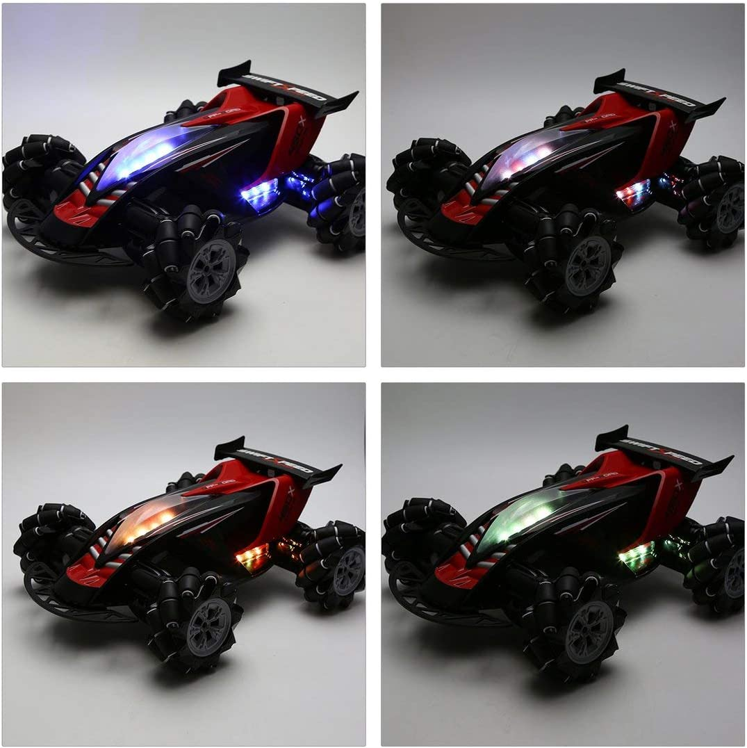 Greatangle Z108 2.4GHz 1/10 RC Car Drift Car 360 Grados Spinning ...