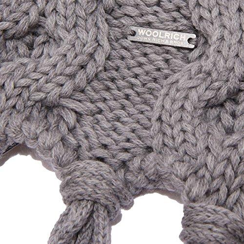 Wool Woman Grigio Donna Woolrich Grey 1061w Sciarpa Scarf 7wxp7qBFg