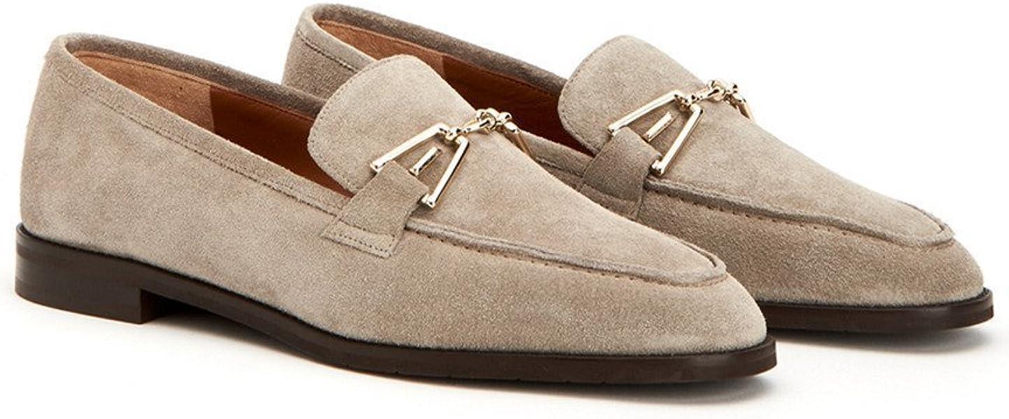 59c18fc03d6 Aquatalia Women s Teodora Taupe Suede 6 B US  Amazon.ca  Shoes ...