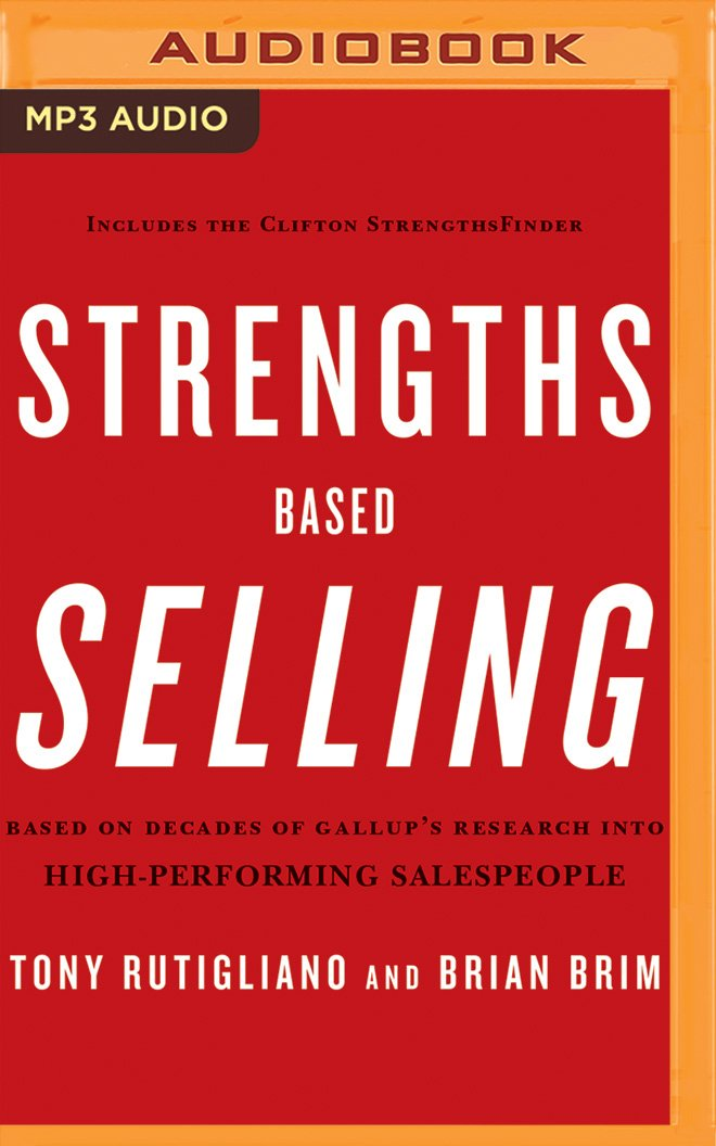 Read Online Strengths Based Selling PDF