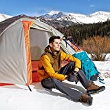 Hewolf Outdoor 1 Man Tent for Trekking/Riding/Hiking/Camping, Waterproof