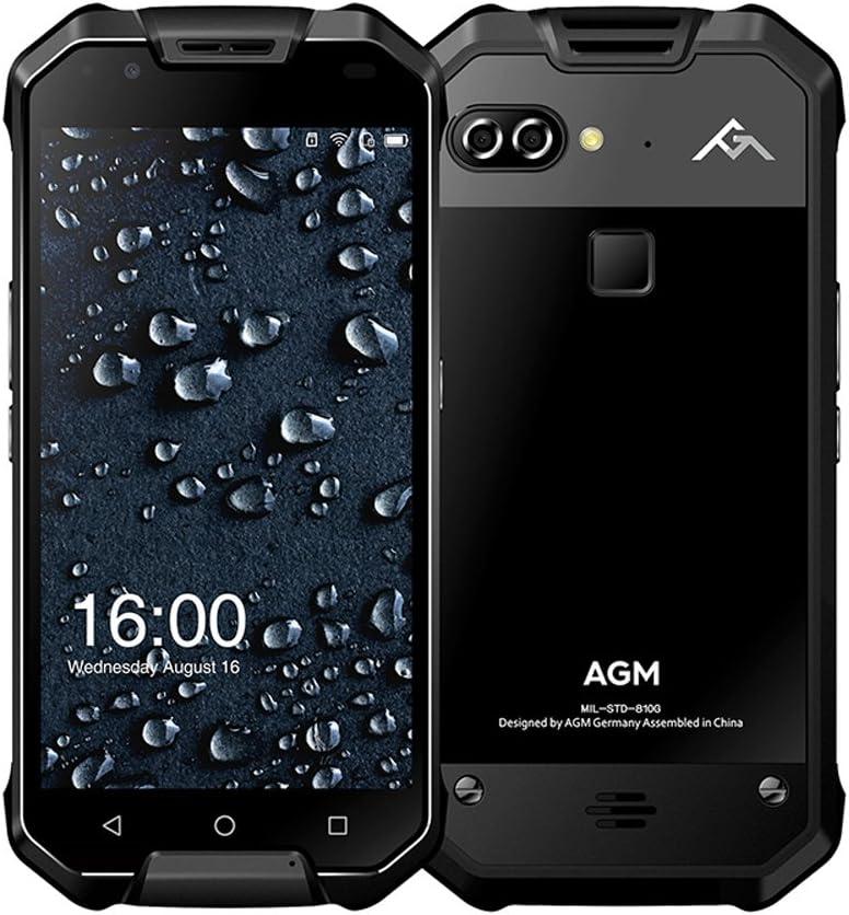 AGM X2 Smartphone al Aire Libre 4G teléfono 5.5 Pulgadas AMOLED ...