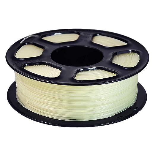 WSHZ Paquete de filamentos de PLA, filamento, precisión de Carrete ...