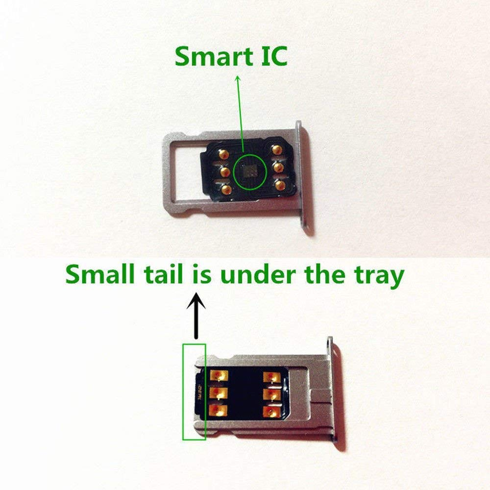 MDStore Hiecardsim Fast Unlock SIM for: Amazon in: Electronics