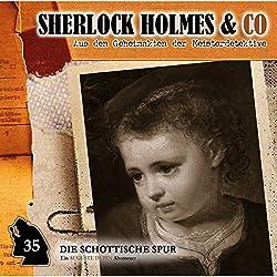 Die schottische Spur (Sherlock Holmes & Co 35)