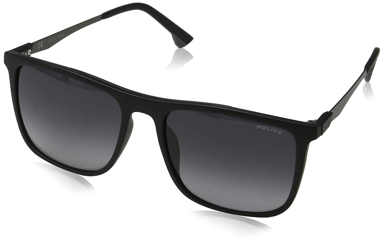 Amazon.com: Gafas de sol de policía Vibe 1 (SPL-770 0U28 ...