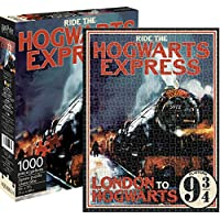 Aquarius Harry Potter Hogwarts Express 1000 Piece Jigsaw Puzzle