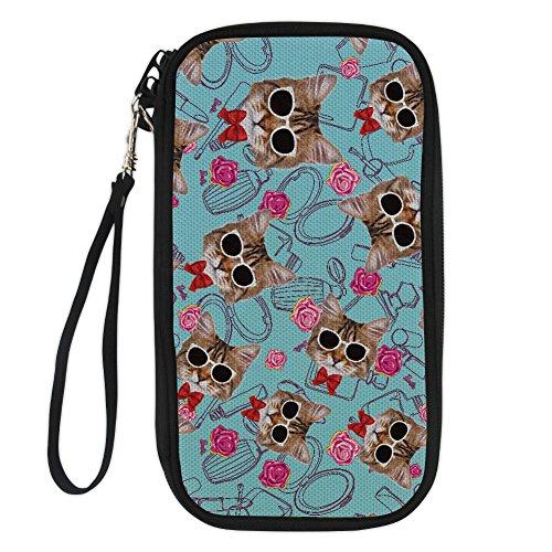 Advocator Packable 4 1 Para naranja Cartera Backpack Color Color Pasaporte 7q7ArwH