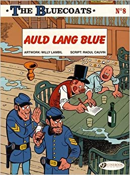 Book Auld Lang Blue (The Bluecoats)