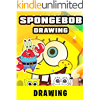 The Best Spongebob drawing book