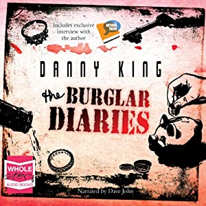 The Burglar Diaries Hörbuch