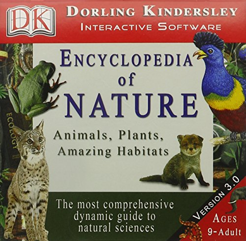 Eyewitness Encyclopedia of Nature 3.0