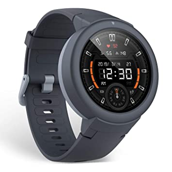 Amazfit Smartwatch, Impermeable Reloj Inteligente con Cronómetro ...