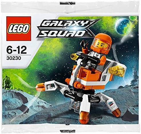 LEGO Galaxy Squad: Space Walker Set 30230 (Bagged)