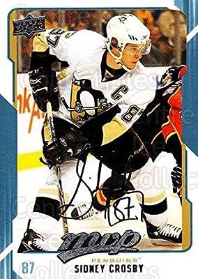 2008-09 Upper Deck MVP #231 - Sidney Crosby