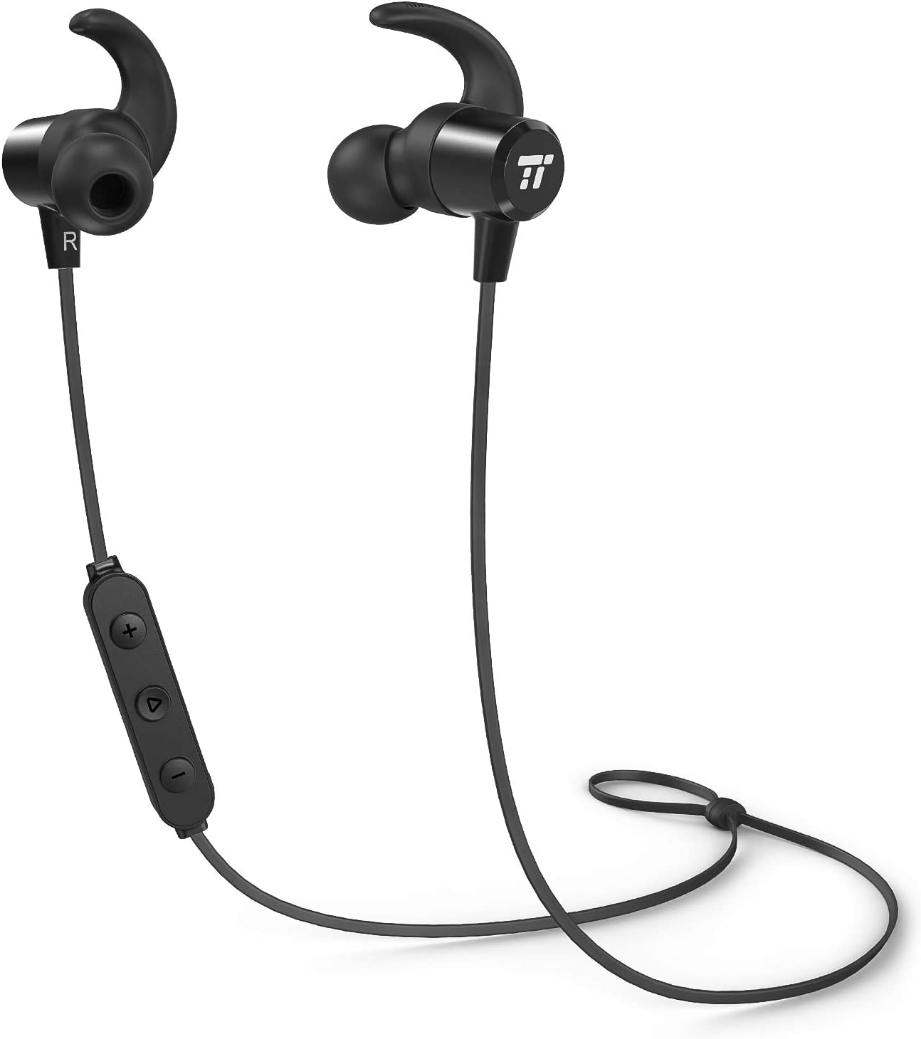 Auriculares Bluetooth Inalambricos Deportivos TaoTronics Auricular Bluetooth Magnético con Mic Estéreo 8 Horas para iPad iOS Android Tablet PC Samsung Galaxy Sony Huawei: Amazon.es: Electrónica