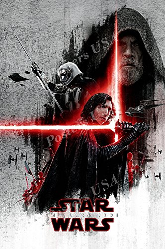 Posters USA - Star Wars the Last Jedi First Order 2017 Episo