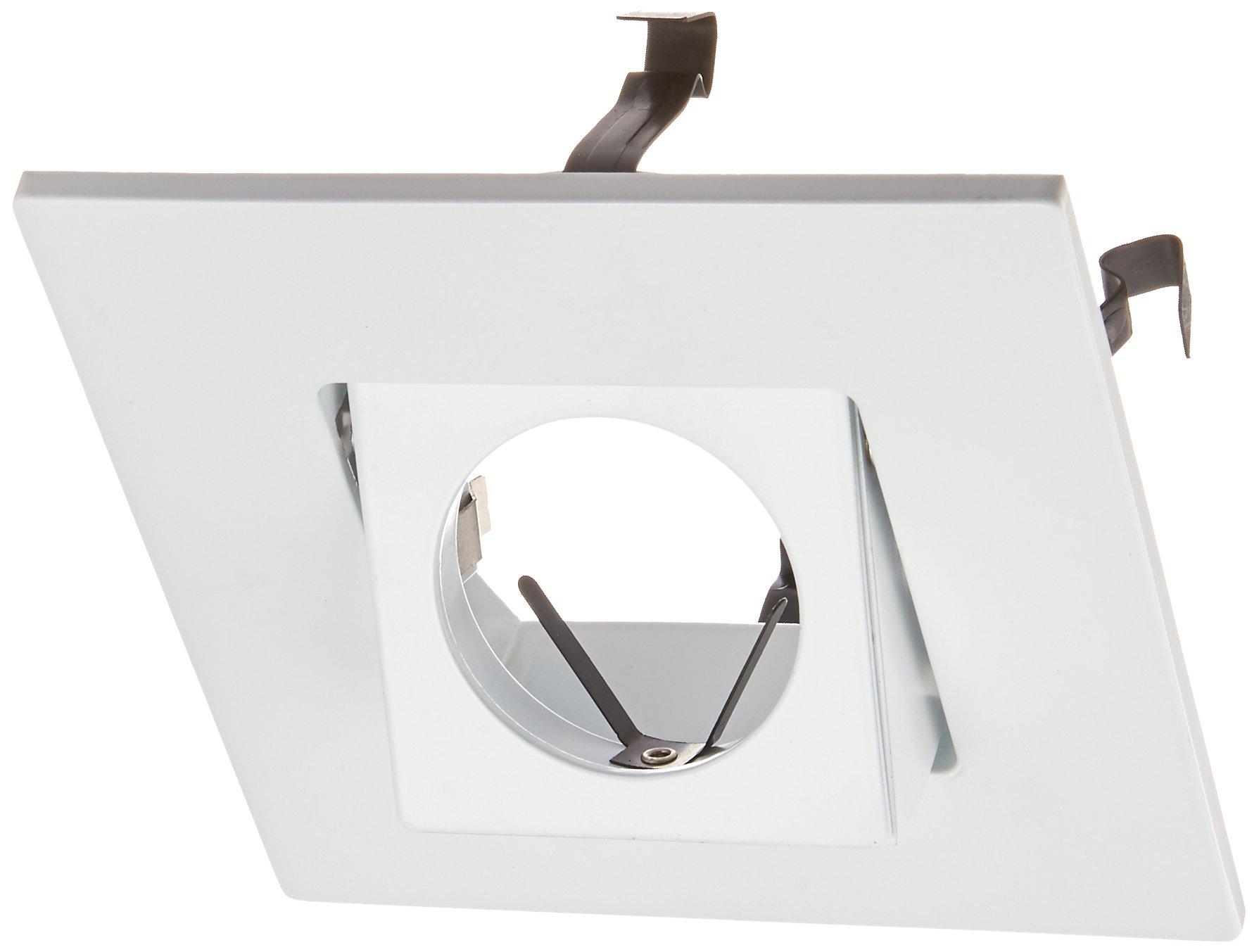 WAC Lighting HR-D416-WT Recessed Low Voltage Trim Adjust Spot