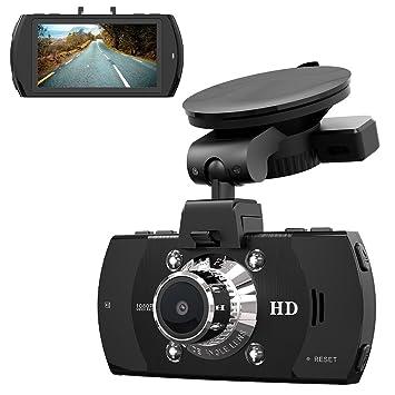 "Beschoi Cámara con imagen de calidad 1080P HD 2.7"" LCD 170° Video Grabadora Para"