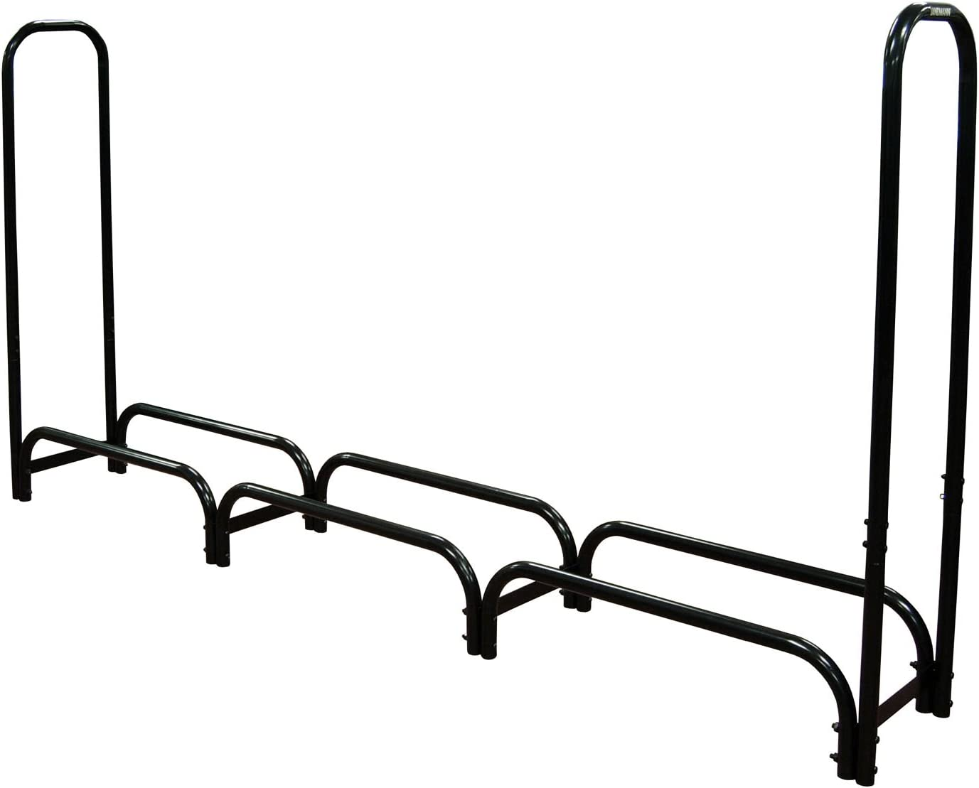 Landmann 82443 Firewood Rack with Cover - 8 Feet