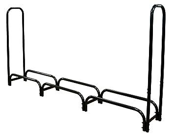 landmann firewood rack with cover 8feet - Firewood Racks