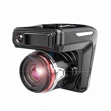 Diadia - Cámara de vídeo 2 en 1 1080p HD DVR para salpicadero de coche con