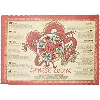 photo relating to Printable Chinese Zodiac Placemat identify : Tot Discuss Chinese Zodiac Signs and symptoms Instructive
