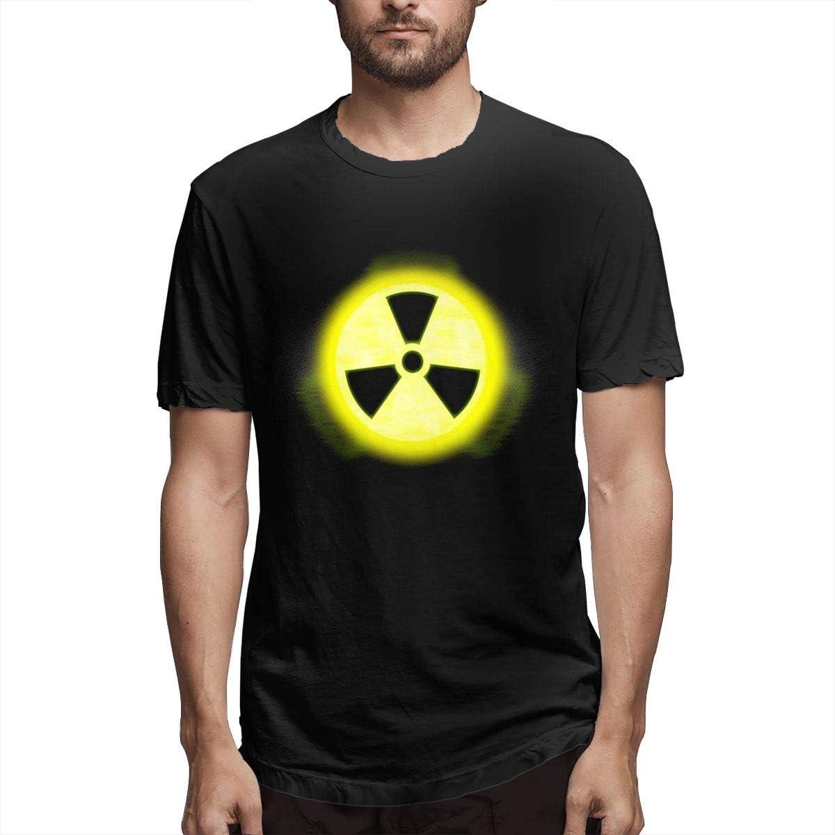 SienaPark Chernobyl 2019 TV Mini Moda Hombre Camisas Negro M: Amazon.es: Ropa y accesorios