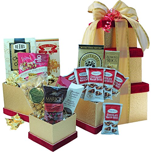All Sweets and Treats Gift Tower  (Candy)